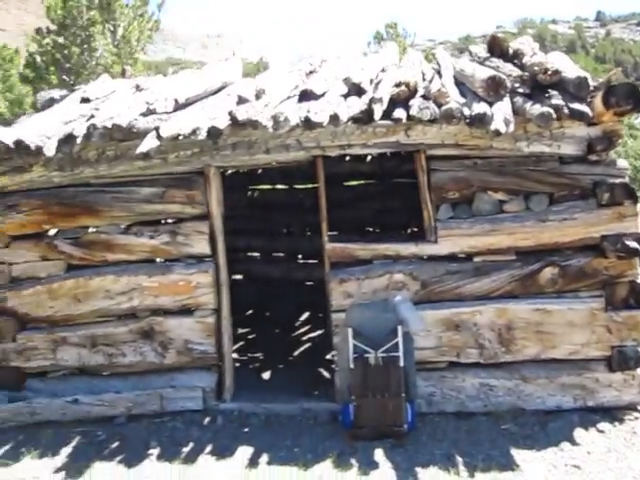 0430 Video of a Mono Pass Log Cabin