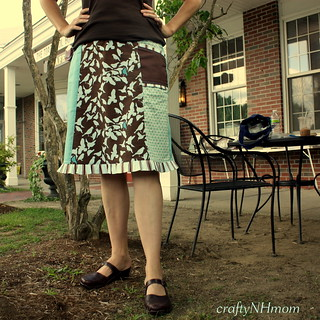 skirt from Sew Serendipity by Kim