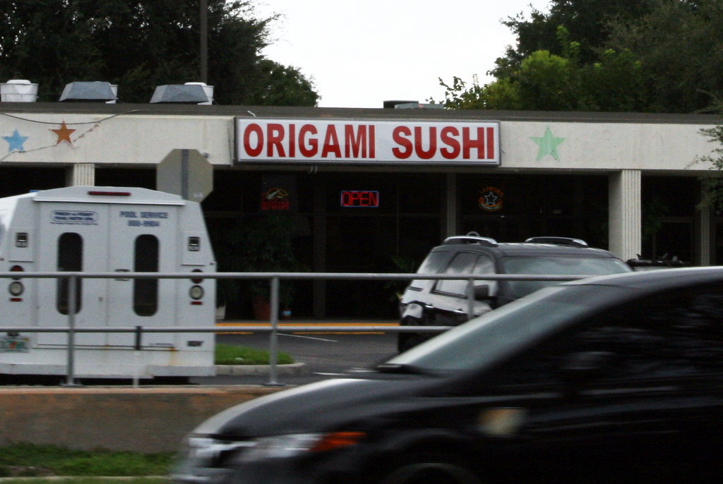 Origami Sushi | Instagram photos and videos | 686x1024