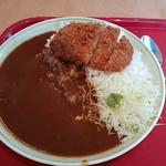 Deep-fried pork curry from Curry no Ousama @ Ichigaya