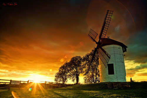 uk mill windmill somerset ashton