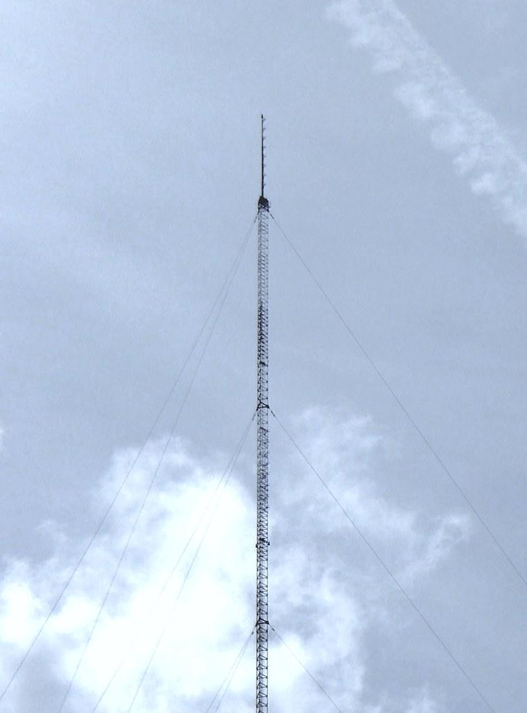 Cox Radio Tower Verna | List of the tallest towers  1 Burj D