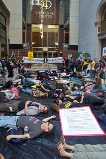 Make Big Oil Pay march to Chevron, EPA & BP 169