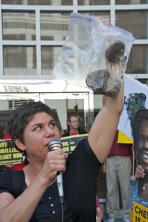 Make Big Oil Pay march to Chevron, EPA & BP 381
