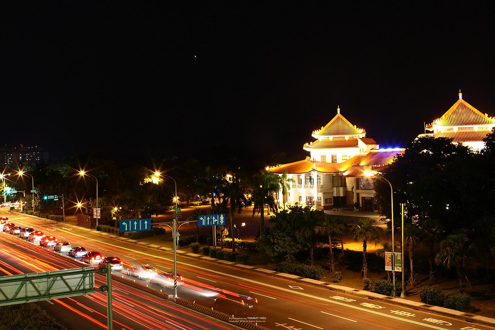 2010.9.3 蓮池潭夜拍