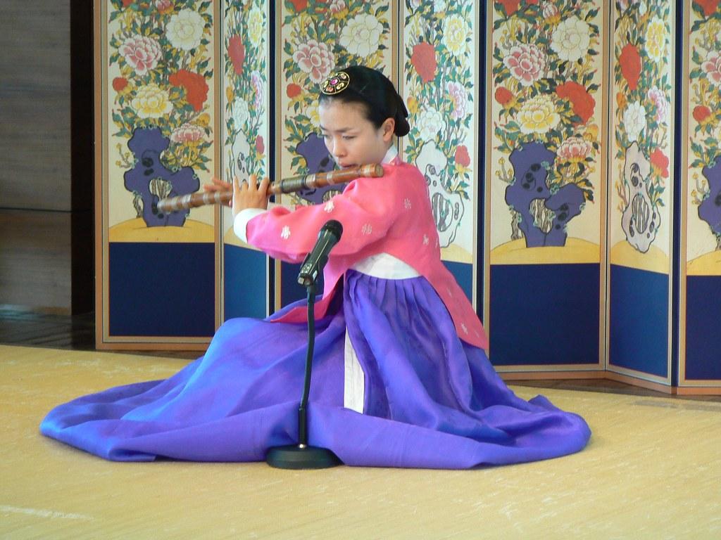 Traditional Korean Flute Jay Selley Flickr