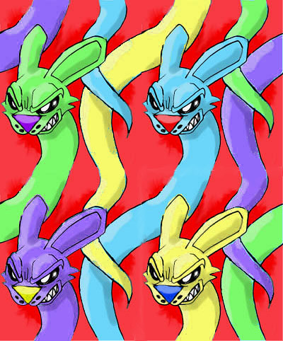 Snabbits | by Mike Riley