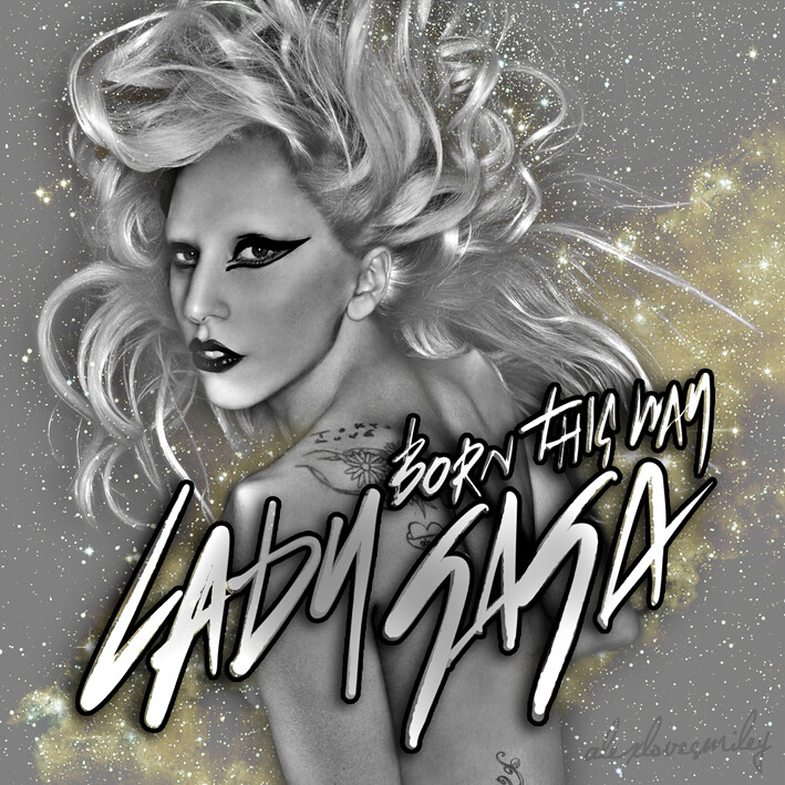Lady GaGa [Born This Way]   I worked on it not so hard but m…   Flickr