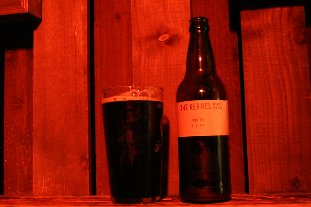 The Kernel Brewery's Porter at The Rake, London
