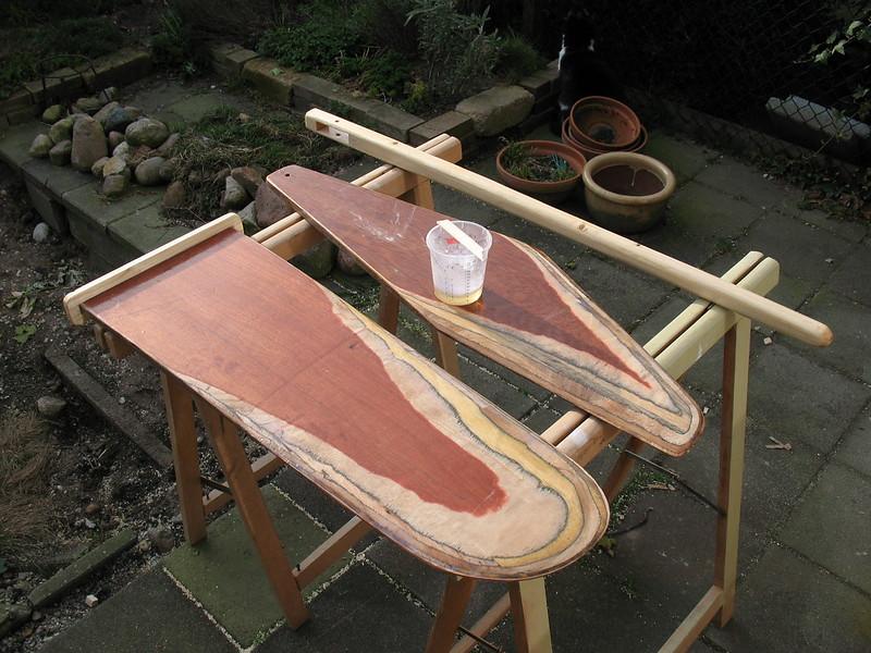 daggerboard, rudder & tiller