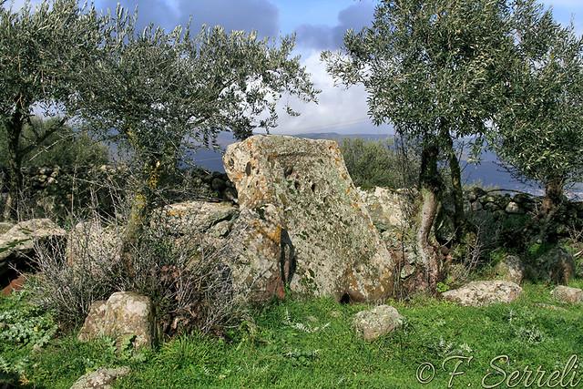 Silanus – Tomba di Giganti Zanchia