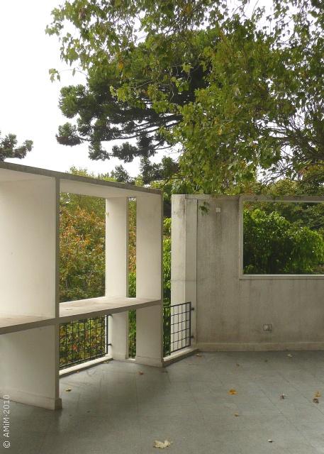 100420 45 La Plata Casa Curuchet Arq Le Corbusier T