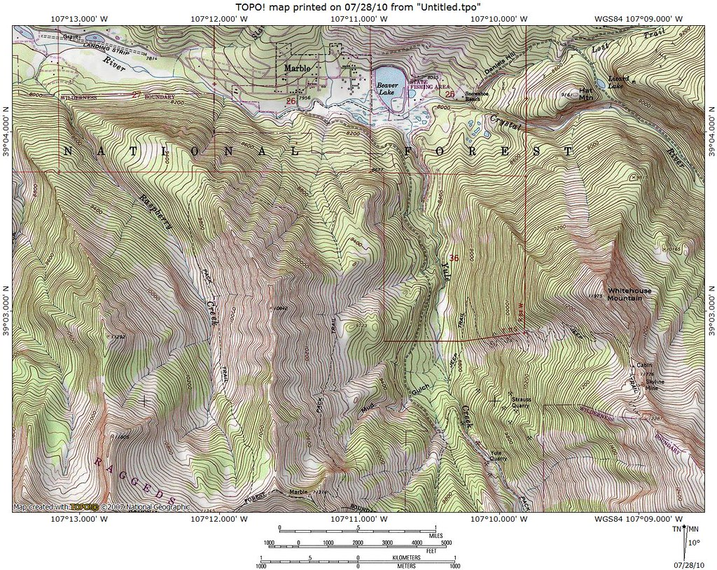 Yule Marble Map Here Is A Slice Of Of Colorado History Tha