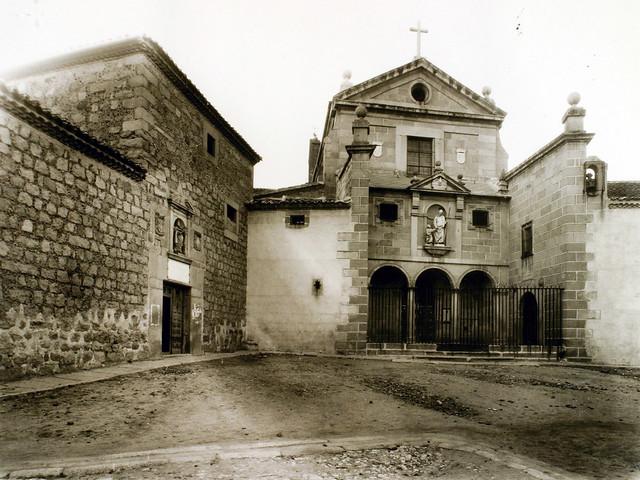 Ávila. Convento de San José o Las Madres.
