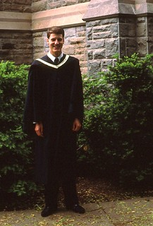 Mark Graduation June 92