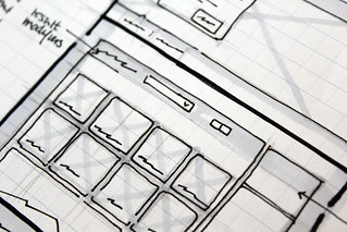 Sketched Wireframe | by Todd_Moy