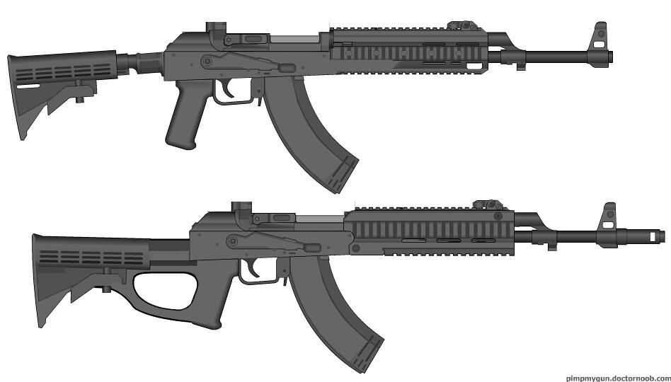 My Ak that I want   pastie org/1159583 personalized AK-47 th