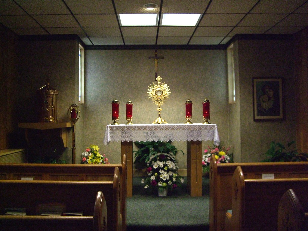 Annunciation of the Blessed Virgin Mary Catholic Church and Adoration Chapel, McSherrystown, PA