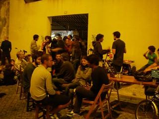 Festa Crítica - 7º aniversário da MC Lx