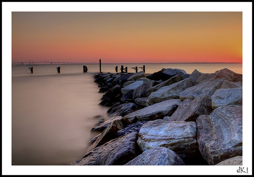 longexposure morning sky beach sunrise canon dawn jetty smooth maryland filter 7d hdr ef2470mmf28lusm eastport silky manfrotto chesapeakebay severnriver nd400 dk1 thegalaxy vle 100commentgroup mygearandmepremium mygearandmebronze mygearandmesilver mygearandmegold mygearandmeplatinum mygearandmediamond