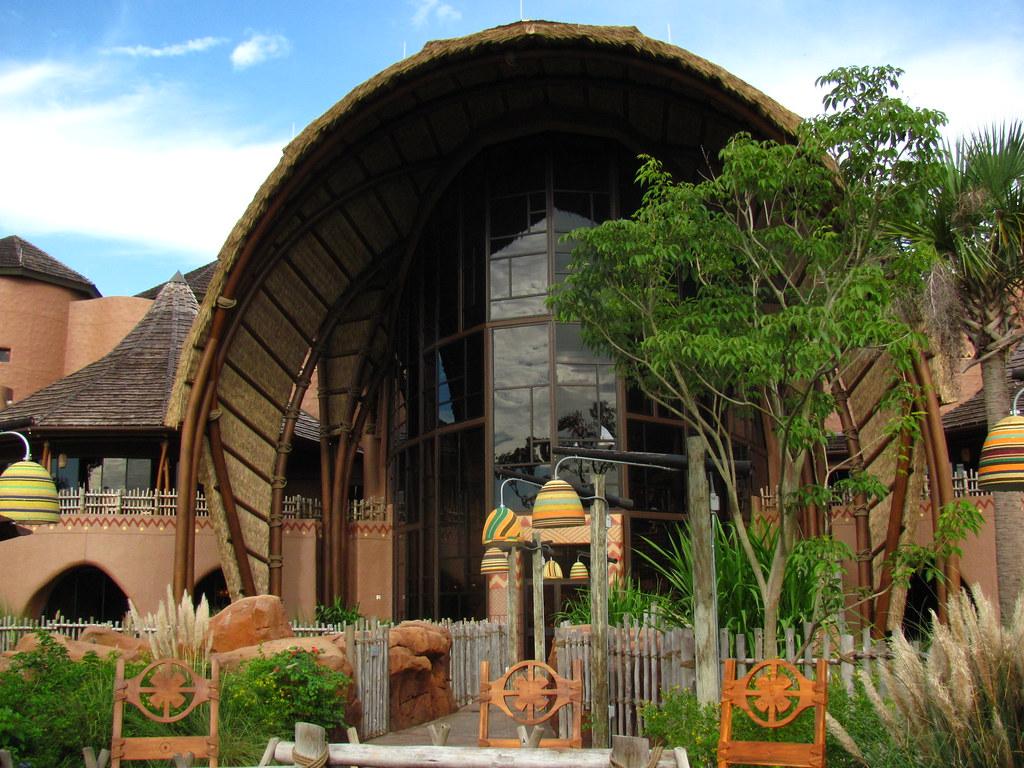 Kidani Village at Animal Kingdom Lodge