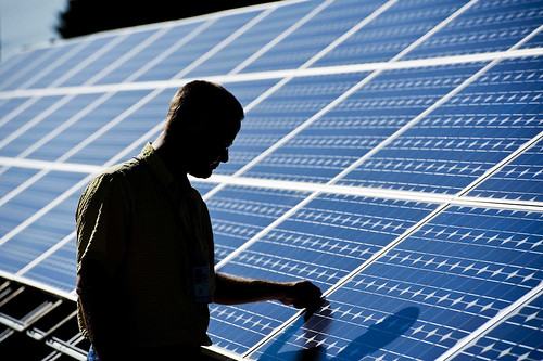 Photovoltaic power | by SandiaLabs