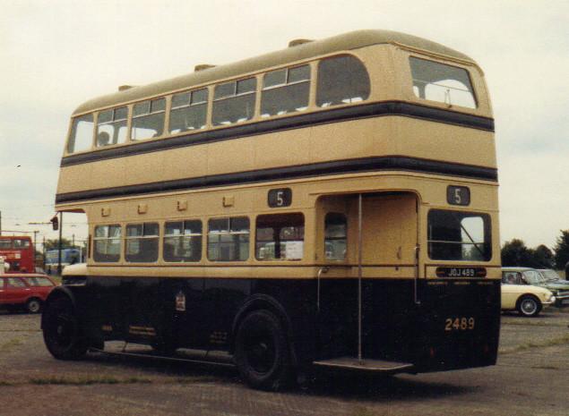 2489, JOJ 489, Crossley (2) (t.1987, rear)