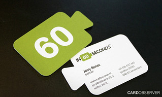 In60seconds business card | by molamiweb.es