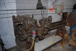 Small Metal Lathe