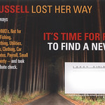 NYRSC: Addie Russell Lost Her Way (front)