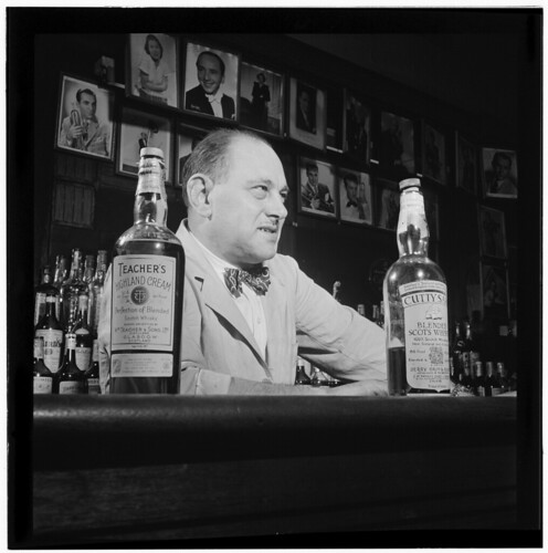 [Portrait of Charlie Jacobs, Charlie's Tavern, New York, N.Y., between 1946 and 1948] (LOC) | by The Library of Congress