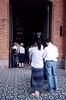 Bialystok, v kostele je plno, foto: Petr Nejedlý