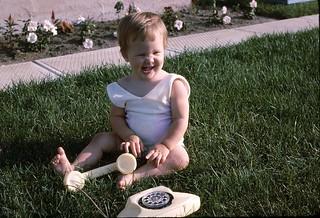 Kathy at 1 June 64