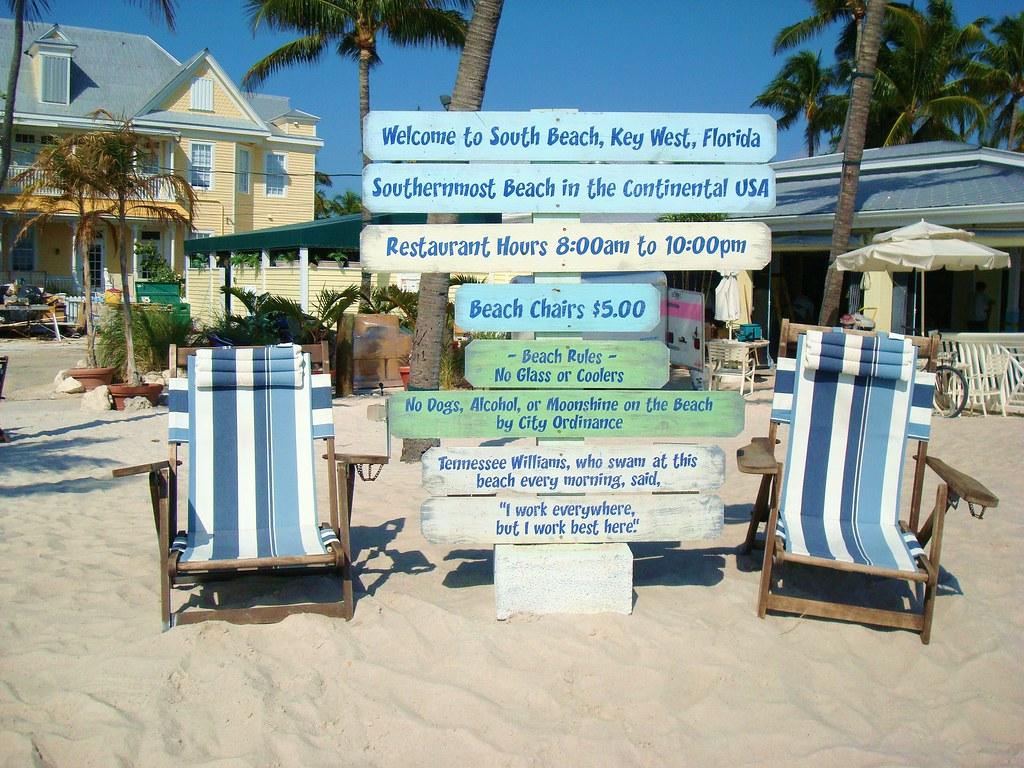 South Beach Key West Florida | Now can I relax? | PeaceLoveScoobie