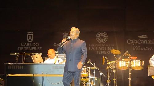 Armando Manzanero en el XXXII Festival Sabandeño