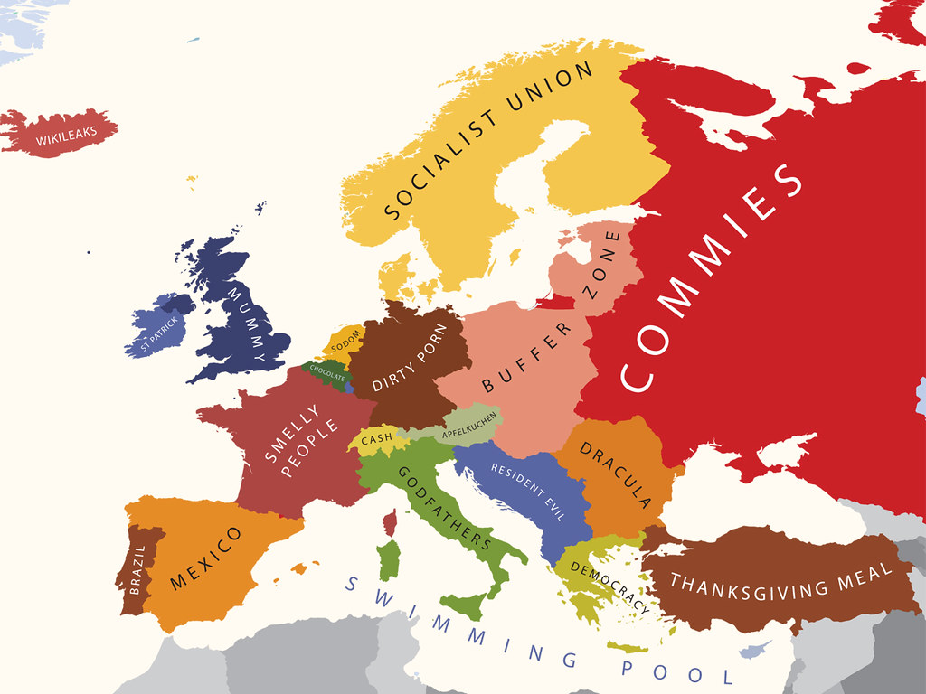 All sizes   Europe According to the United States of America ...