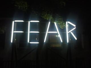 Fear | by dryhead