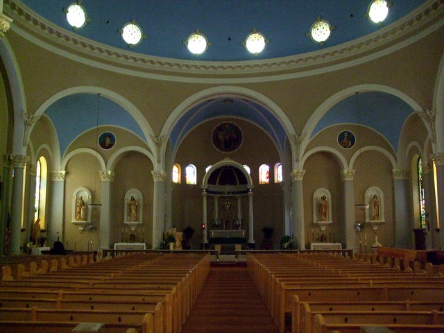 St. Mary Catholic Church, Beaverville, IL