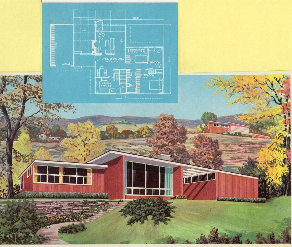 Homes and plans of the 1940's, 50's , 60's and 70's | Flickr on 1940's architecture, 1940's art, 1940's interior decorating, 1940's bathrooms, 1940 cape cod house plans, 1940's home decor, 1940's model home, 1940's garage, 1940's furniture, 1900 american foursquare house plans,