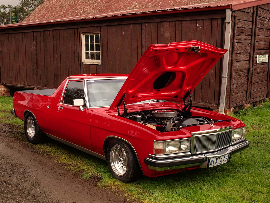 1980 WB Holden Caprice Ute | Always liked these utes that ha