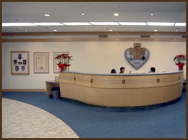 Washington Hospital Lobby