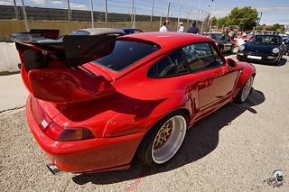 Porsche GT2 Back