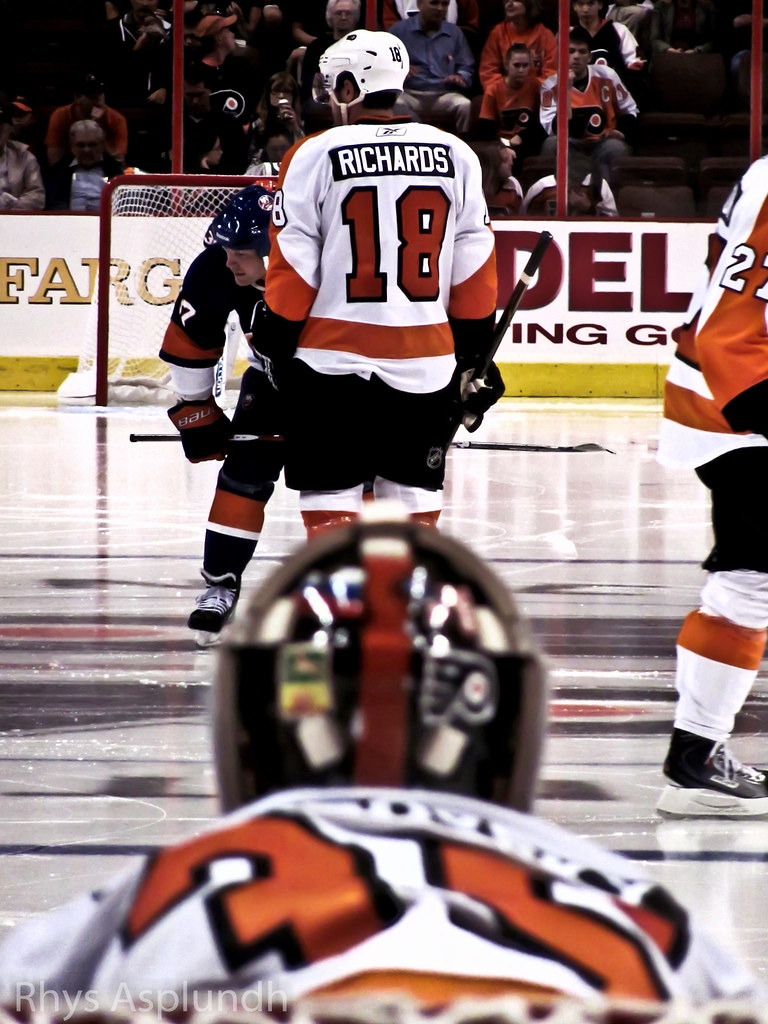 Philadelphia Flyers - Mike Richards   Philadelphia Flyers - …   Flickr