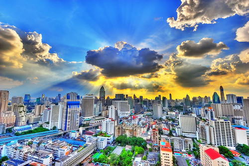 Bangkok Clouds | by DeeMakMak