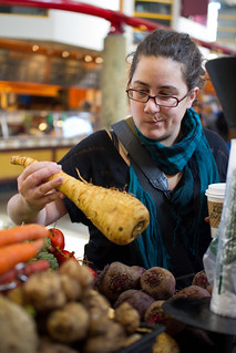 Shopping at Granville Market | by Isabelle @ Crumb