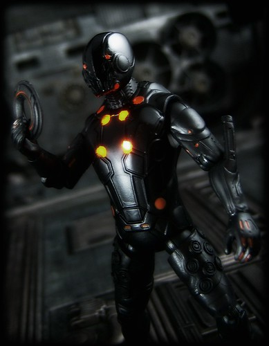 Tron Legacy Series 1 - Black Guard | by Ed Speir IV