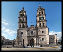 Catedral de Durango Panoramica