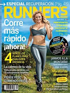 portada runners octubre | by b de baca