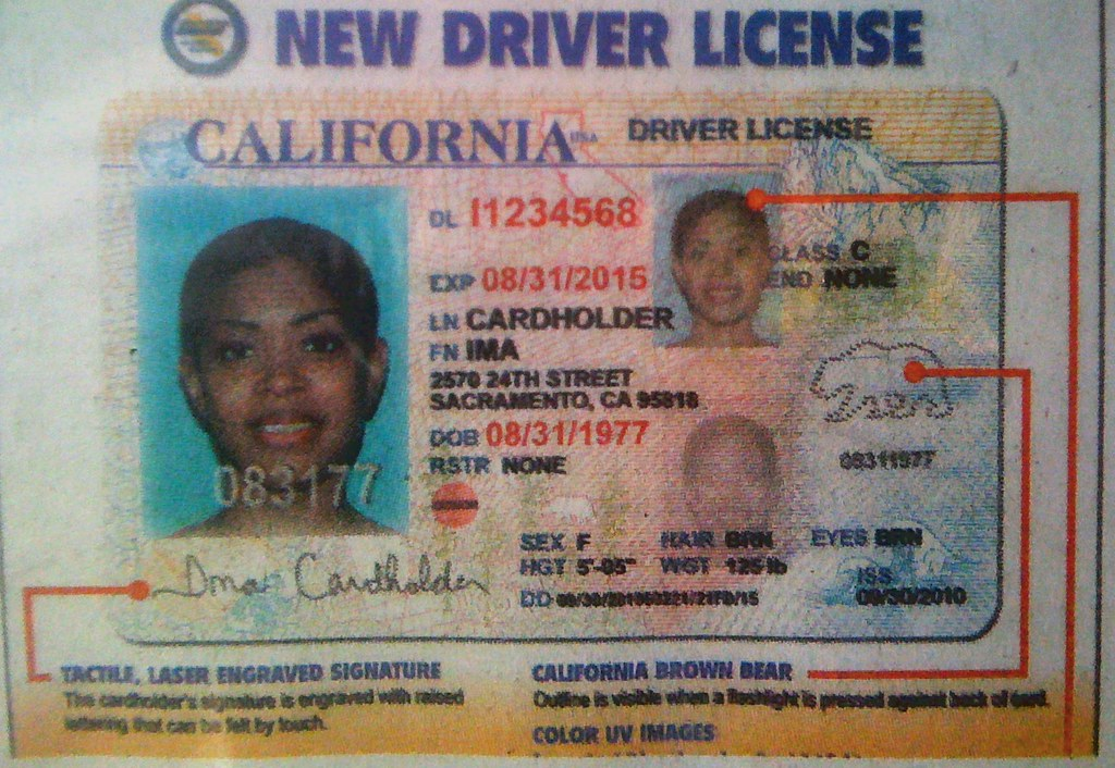 California License Posted Email Driver Anthon… New From Flickr Via