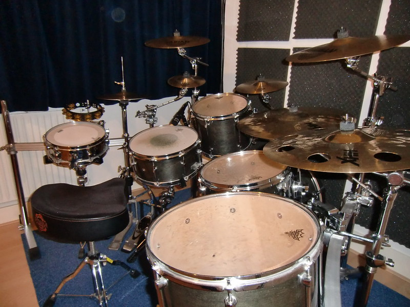 drum setup oktober 2010 right